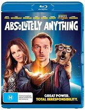 Absolutely Anything : NEW Blu-Ray