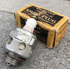 Vintage Harley Davidson #3 Champion Spark Plug JD DL VL RL Antique NOS 1930's
