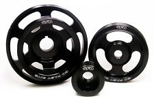 GFB Lightweight Pulley Kit or Lightened Underdrive Pulleys 2014