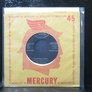 """The Crew-Cuts - Be My Only Love / I Like It Like That 7"""" VG+ Mercury 71223X45"""