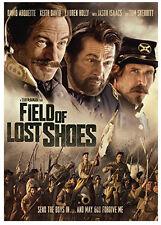 "Brand NEW DVD, ""Field of Lost Shoes"" (2014), MINT, rare VMI Civil War Cadet epic"