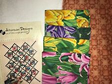 """Quilt, Sew, Fabric Kit  Country Lanes #1  60"""" x 75"""""""