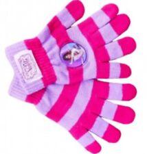 Paire De Gants Violetta Disney enfant Fille neuf Hiver - Envoi Gratuit