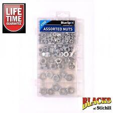 Blue Spot Tools - 300 Piece Assorted Metric Nut Set,Kit Car,Bike,Van,Farm,40586