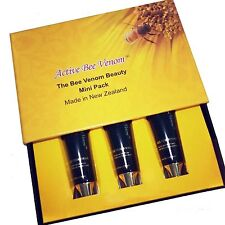 Active BEE VENOM Manuka Honey Beauty MINI PACK Face Mask Cream Serum Eye Cream