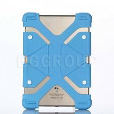 "For 10"" 10.1"" 10.5"" Tablet Kids Safe Shockproof Adjustable Silicone Case Cover"