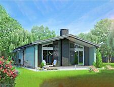 1409 Sqft Prefab Timber Frame Kit Engineered Wood House Diy Building Cabin Home