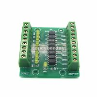 24V Input 5V Output Optocoupler Isolation Control Panel 8 Channel Signal Board