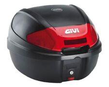 Top Case GiVi E300 Monolock schwarz 30 Liter universal passend