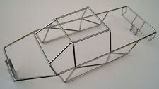 Traxxas T-Maxx 4908 or 4907 Polished Stainless Steel Full Roll Cage by R/C Raven