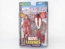 Marvel legends scarlet witch x-men series legendary rider mosc scellé