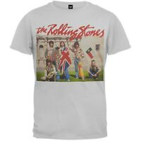 Rolling Stones - Alamo Photo Adult Mens T-Shirt