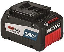 Bosch Neuheit Akku GBA 18V 6,3Ah EneRacer 1600A00R1A