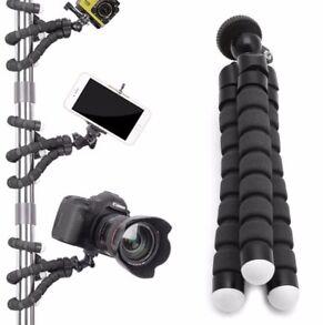 For Fujifilm Camera DSLR SLR Tripod Gorilla Octopus Mount Stand Holder 1/4-20