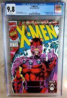 X-Men #1 Magneto Cover - Marvel 1991 CGC 9.8 NM/MT White Pages Comic J0049