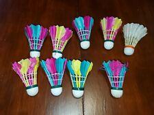 New listing Yonex Aerosensa 10 ~ AS-10 Badminton Feather Shuttlecocks ~ 9 Count