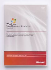 MS Windows SBS Small Business Server 2008 Standard - inkl. 5 CAL -