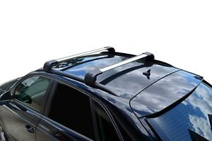 Alloy Roof Rack Cross Bar for Audi Q3 2011-18 With Flush Rails