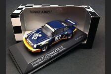 PORSCHE 911 CARRERA RSR 3.0 #152 1000KM IMOLA 1974 HEYER KELLER MINICHAMPS 1/43