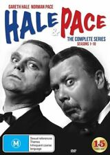Hale And Pace : Series 1-10 (DVD, 2017, 15-Disc Set) The Complete Series