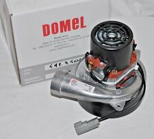 Domel Vacuum Wet/Dry Motor 491.3.402-2 36V  No. 5 Tangential Bypass Discharge