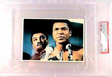 1975 S.T.I.G. SUPERSTARS MUHAMMAD ALI *HOF* PSA 7 **SUPER SCARCE** (ULTRA RARE)