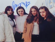 THE DONNAS Autographed Signed RARE COLOR 8x10 Photo Maya Ford GROUP PICTURE