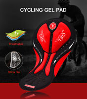 Replacement Men's Cycling Gel Pads for Shorts Biking Bicycle Pants Tights