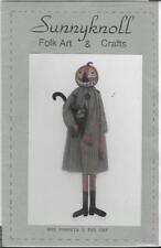 Sunnyknoll Folk Art & Crafts #85 - Pumpkin & The Cat - NIP