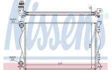 NISSENS Radiador 60235A