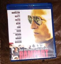 Rampart (Blu-ray 2012) Woody Harrelson, Sigourney Weaver Robin Wright Ben Foster