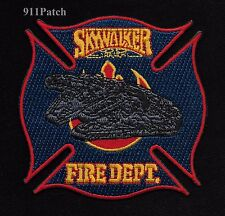 FIRE DEPT NV FIRE RESCUE DEPARTMENT 13 FIREFIGHTER PATCH West Wendover