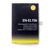 New EN-EL15B ENEL15b Battery For Nikon D7100 D7000 D800 D810 D750 Z7 Z6 V1