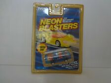 Tyco Neon Blasters Lighted Car! High Performance