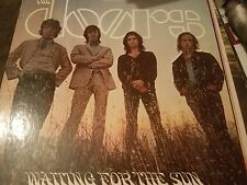 CLASSIC VINTAGE ROCK MUST PLAY THE DOORS LP 1968 Waiting For The Sun Elektra
