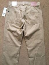 """LACOSTE Macaron Men's Premium Khaki Colour Chinos Jeans, Tall, W30"""", L34"""", £100."""