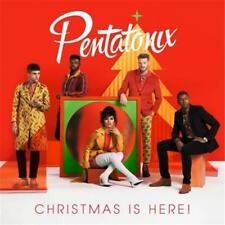 Pentatonix Christmas Is Here CD NEW