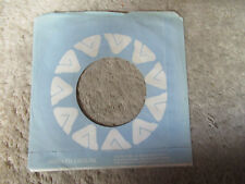 sleeve only ARISTA CANADA  45 record company sleeve only    45