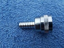 NITO CLICK QUICK RELEASE COUPLING FEMALE X 1/2 HOSETAIL COMPATIBLE WITH HOZELOCK