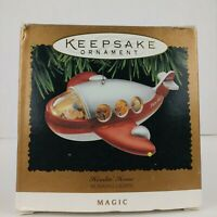 1995Hallmark Keepsake OrnamentHEADING HOMEMagic Light