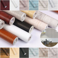 10M Self-Adhesive Wall Stickers Wallpaper Waterproof Wall Decor Contact Paper US