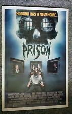 PRISON 1988 Lane Smith Viggo Mortensen Chelsea Field Skull HORROR Video Poster