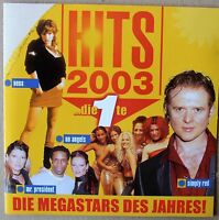 Hits 2003 die 1te - Nena, Simply Red, Mr. President u.a. - CD