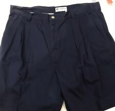 Columbia Men's Eagle Short Sage Cargo Shorts NWT Sz 38 Midnight Navy