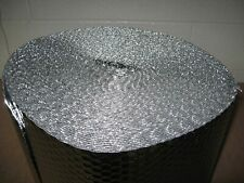 18 Double Foil Insulated Reflective Bubble 24 X 125