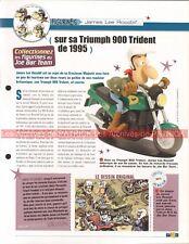TRIUMPH 900 Trident 1995 Joe Bar Team Fiche Moto #007736