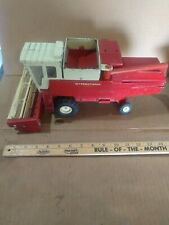 Vintage Ertl International Hydrostatic Combine