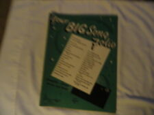 Your BIG SONG Folio, Complete Songs, Words and Music, Sheet Music Book 1954