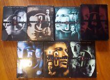 The X-Files - Seasons 1-7 (DVD, 2003, 44-Disc Set)