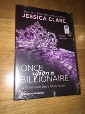 Once Upon A Billionaire ~ Jessica Clare MP3 CD Unabridged Audio